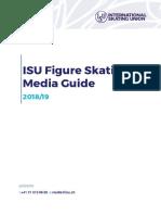 Figure Skating Media Guide 2018 19
