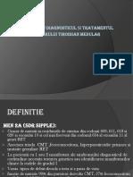 Cancer Medular Tiroidian