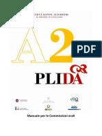 PLIDA A2 - Manuale Per Le Commissioni Orali