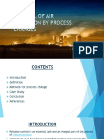 CONTROL OF AIR POLLUTION BY PROCESS CHANGES.pptx