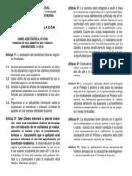 Reglamento de Evaluación UCV