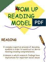 85291626-Bottom-Up-Reading-Model.ppt