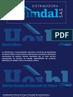 Presentacion Dist. Heimdal Sas
