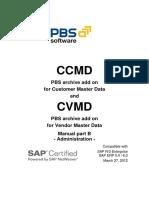 PBS CCMD CVMD Administrator Guide