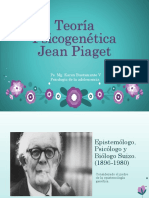 Teoría Psicogenética Piaget y Teoria Vygotski (1)