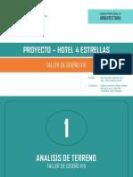 ANALISIS HOTEL 4 ESTRELLAS
