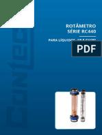 Rotametros Para Ar Liquidos e Gases