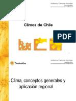9_Climas en Chile