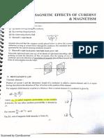 Magnetic Effect Of Current & Magnetism.pdf