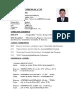 Model CurriculumVitae 2018.docx