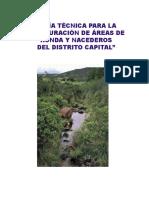 Guía Nacederos Distrito Capital