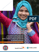 Child Activism to End Child Marriage Final