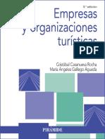 Empresas y Organizaciones Turísticas, 3ra Edición - Cristóbal C. Rocha-mibibliotecavirtual.com