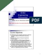 Mafiadoc.com Ie463 Engineering Economics 59fcd9fe1723dde15af13c7a