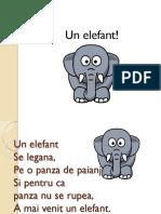 Un Elefant