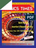 Physics Times July 2019