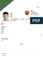 Xiaodong Shi - Profilo Giocatore 2019 _ Transfermarkt