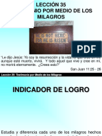 36lección Un Evangelio de Testimonio Por Medio de Los Milagros(4)
