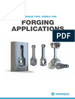 Forging Applications