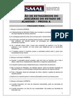 PROVA DO CONCURSO PARA ESTAGIÁRIO - TJ - TIPO A.pdf