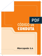 Código de conduta - Marcopolo S/A