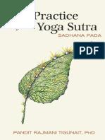 Pandit Rajmani Tigunait - The Practice of the Yoga Sutra