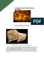 Arte Prehistrico