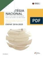 Estratégia Nacional Para a Promoção Da Atividade Física, Saúde e Bem-Estar (ENPAF)
