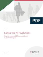 Xovis White Paper Sense the AI Revolution