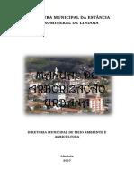Manual de Arborizacao Urbana