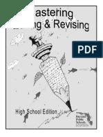 Mastering Editing and Revising