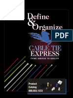 Cable Ties Catalog