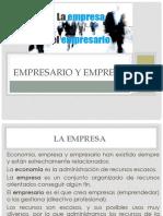 01 Empresario y Empresa