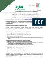 Organização de Cuidados, Prevenção e Tratamento Do Pé Diabético