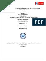 Parin SIP Report hr.docx