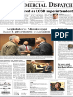 Commercial Dispatch edition 11-19-19