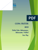 Copa Frater 2019