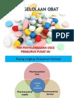 Materi OSCE - Pengelolaan Obat