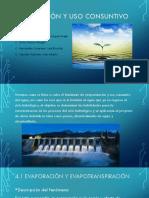 Evaporación y Uso Consuntivo