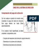 3.4 Sistemas de Dirección_4 Comprobaciones