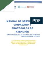 Manual de servicio al ciudadano