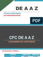 Slides - CFC De A a Z - Lançamentos.pdf