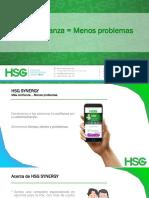 Brochure Comercial HSG