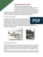 Evolucion Historica de Los Puentes