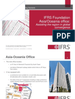 IFRS Foundation Asia/Oceania office