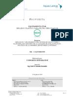 C-ALP-0260-0719 - Relleno Plastico - PTAR Challhuahuacho - InTEGRACION