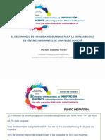 El Desarrollo de Habilidades Blandas Para La Empleabilidad en Jóvenes Migrantes de Una Ies de Bogotá