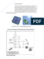 Si Wafer Applications