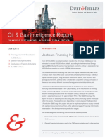 Oil and Gas Intelligence Report Upstream Sector 2018 (1)