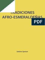Tradiciones Afro Esmeraldeñas